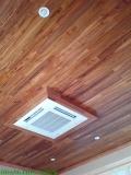 Sàn gỗ Teak (Gỗ Giả Tỵ) QC: 15x90x450mm