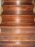 Teak Wood Stairs
