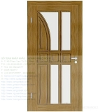 Teak Wood Main Door