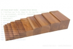 Brown Stairs (Teak wood)