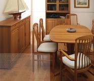 Classic Danish Teak dining room tables