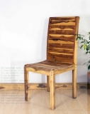 Dining Chair Rolled Teak