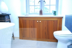 Teak Bathroom Storage Furniture