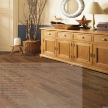 solid golden teak wood flooring