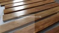 Sàn gỗ teak (giả tỵ) ngoài trời, PU chuyên dụng chống lão hóa HN, Tp HCM