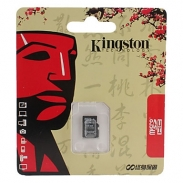 Thẻ nhớ Kingston Micro SDHC 16GB class 10