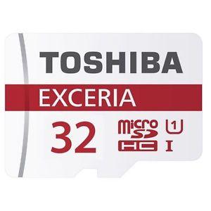 Thẻ nhớ MicroSDHC UHS-I Toshiba Exceria M301 32GB class 10 48MB/s