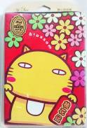 Bao Da Ipad 5 (Air) Kitty Kaku Hu Ang Hamicat