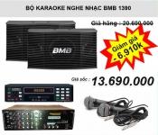 Bộ karaoke nghe nhạc bán chạy BMB 1390