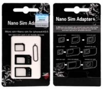 Nano sim Adapter Chuyển đổi sim