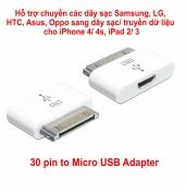 Thiết bị chuyển đổi Micro USB sang 30-pin