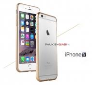 Ốp viền iPhone 6 bo tròn gài đầu