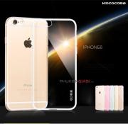 Ốp lưng Hoco iPhone 6 Plus trong, lưng nhựa cứng - viền nhựa dẻo