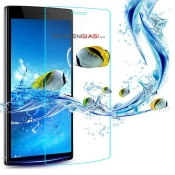 Miếng dán cường lực Oppo Find 7/ Find 7A bo cạnh