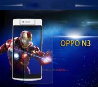 Miếng dán cường lực Oppo N3 bo cạnh