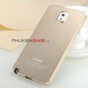 Ốp lưng nhôm Galaxy Note 3 KXX - tặng kèm cáp OTG
