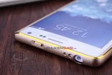 Ốp viền Samsung Note Edge bo tròn kẻ chỉ