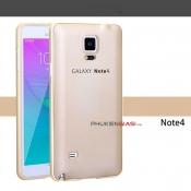 Ốp lưng Galaxy Note 4 giả nhôm khối thế hệ mới