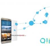 Miếng dán cường lực HTC M9 Qii bo cạnh