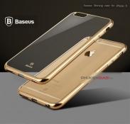 Ốp lưng Baseus mạ crom Iphone 6 shining case