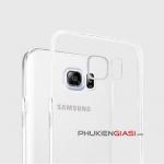 Ốp lưng Nillkin nhựa dẻo trong suốt Samsung Galaxy Note 5