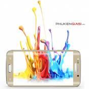 Kính cường lực Samsung Galaxy S6 Edge 3D Cong Mỏng 0.2mm