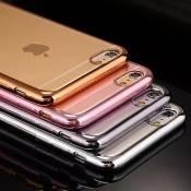 Ốp lưng dẻo viền tráng gướng cho Iphone 6/ 6plus
