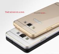 Ốp lưng mica viền nhôm Samsung Galaxy A5