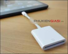 Lightning To SD Card Camera Reader Loại 1