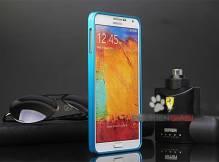 Viền nhôm Galaxy Note 3 gài đầu
