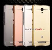 Ốp viền nhôm mặt lưng tráng gương cho Xiaomi Mi 4