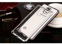 Ốp dẻo viền tráng gương Samsung Note 3