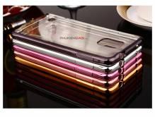 Ốp dẻo viền tráng gương Samsung Note 4