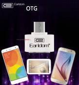 Bộ chuyển đổi microUSB OTG Earldom (OTG adapter)