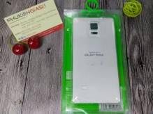 Ốp dẻo trong suốt cho Galaxy Note 4 hiệu Ou