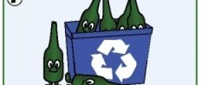 Thủy tinh được tái chế như thế nào?