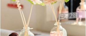Trang trí sáng tạo với chai lọ thủy tinh
