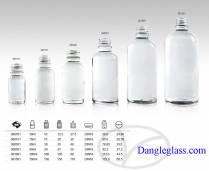 Chai thủy tinh trắng đựng tinh dầu giá rẻ