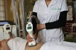 Giảm cân sau sinh bằng công nghệ LIPO DUAL hiện đại tại Palm spa