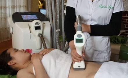 Giảm cân sau sinh bằng công nghệ Cryolipolysis có thực sự hiệu quả