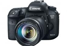 Canon bất ngờ ra mắt EOS 7D Mark II sau 2 năm đồn đoán