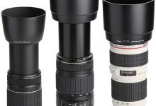 [Người dùng đánh giá] Ống kính Canon 55-250mm f/4-5.6 IS II