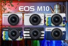 [QC] Nét cá tính trong chiếc máy ảnh không gương lật Canon