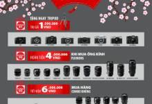Vui xuân Fujifilm - Nhận quà siêu khủng
