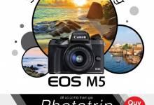 Sáng tác ảnh cùng Canon EOS M5 - Cơ hội tham gia Phototrip tại Quy Nhơn