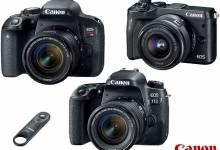 Ra mắt một loạt sản phẩm mới, Canon đang có ý định gì ?
