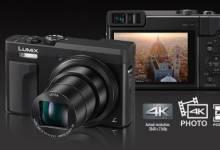 Panasonic ra mắt Lumix TZ90: Máy ảnh bỏ túi Zoom 30X, quay phim 4K