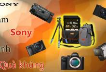 Sắm Sony - Rinh quà khủng