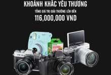 """Fujifilm - Phototalk 2017 - Chủ để """"Khoảnh khắc yêu thương"""""""