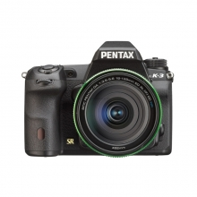 Pentax K-3 body + DA 18-135mm + DA 55mm/1.8
